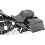 Saddlemen - 808-07B-02912 - Explorer G-Tech Low Profile Seat w/o Driver Backrest